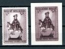 592A/592B XX Postfris - Cote 45,00 - Unused Stamps