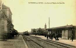 14 CALVADOS SAINT PIERRE SUR DIVES LA  GARE TBE - France