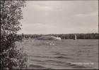 AK Berlin-Grünau, Langer See, Ungelaufen, 1965 - Germania