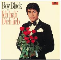 * LP *  ROY BLACK -ICH HAB' DICH LIEB (Germany 1969) - Vinylplaten