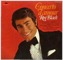 * LP *  ROY BLACK - CONCERTO D'AMOUR (Germany 1969) - Sonstige - Deutsche Musik