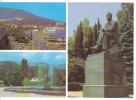 Crimée. Rives De La Crimée. Statue D'Anton Tchekov. - Ukraine