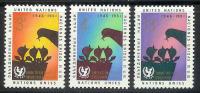 UNO 1961 MNH Stamp(s) Unicef 111-113 - New York – UN Headquarters