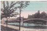 20349 Saint MAUR Créteil : La Passerelle (colorée)   - E.M. 5330