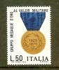 ITALIA 1973 MNH Stamp(s) Medals 1432 - 6. 1946-.. Republic