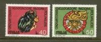 ITALIA 1974 MNH Stamp(s) Bersaglierie Veterans 1451-1452 - 6. 1946-.. Republic