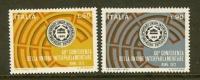 ITALIA 1972 MNH Stamp(s) Interparliamentary Union 1373-1374 - 6. 1946-.. Republic