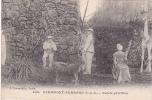 20355 CLERMONT-FERRAND (france)- Les Sujets Pétrifiés -455 L'Hirondelle -sonneur Chevre Giraffe Quenouille - Sculptures