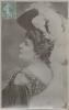 "CPA ARTISTE ""Valentine RAGE"" PHOTO OGEREAU 1900 - Artistes"
