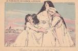 20356 Le Plébicite En Alsace -lorraine. France On Ne Choisit Pas Mère - Dessin ...faivry? - Devambez Paris 127 Guerre