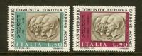 ITALIA 1971 MNH Stamp(s) European Community 1333-1334 - 6. 1946-.. Republic