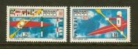 ITALIA 1971 MNH Stamp(s) Kayak Rowing 1339-1340 - Canoe