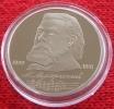 UdSSR - CCCP - 1 Rubel - 1989 - 150 Geb. Von M. Mussorgski - PP - Mit Zertifikat! - Russie