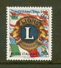 ITALIA 1967 MNH Stamp(s) Lions Club 1245 - 6. 1946-.. Republic