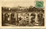 LUXEMBOURG  -  VIADUC DU NORD ET VILLE-HAUTE - Luxembourg - Ville