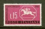 ITALIA 1961 MNH Stamp(s) Stampday 1116 - 6. 1946-.. Republic