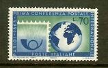 ITALIA 1963 MNH Stamp(s) Postal Conference 1144 - 6. 1946-.. Republic