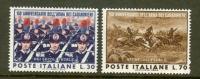ITALIA 1964 MNH Stamp(s) Carabinierie 1161-1162 - 6. 1946-.. Republic