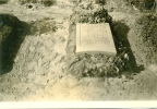 Photo IIWK- Orginal - Ehren-Grab - 1939-45