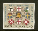ITALIA 1966 MNH Stamp(s) Venice & Mantua 1205 - 6. 1946-.. Republic