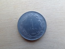 Turquie 1 Liras 1969 Km 889 A2 - Turquie