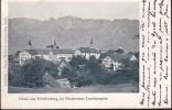 CPA - (Liechtenstein ) Gruss Aus Schellenberg Im Furstentum Liechtenstein (obl.1902) - Liechtenstein