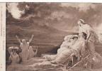 20381 Le Roux Peinture Herculanum , Musée Luxembourg -29 C.M. Peintre Tableau
