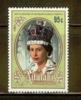 AITUTAKI 1986 MNH Stamp(s) Queen EII Birthday 582 - Royalties, Royals