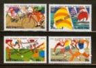 AITUTAKI 1976 MNH Stamp(s) Royal Visit 207-210 - Royalties, Royals