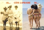 18 ... Côte Landaise 20 ... - France Nus - Naked - France