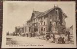 68 HOTEL DE SCHLUCHT PRES MUNSTER ALSACE - Munster