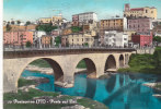 $3- 1934- Pontecorvo Ponte Sul Liri - Frosinone - F.p. Viaggiata - Frosinone