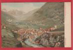 ANDERMATT, LITHO 1897 / 1905 - UR Uri