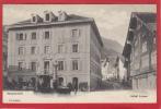 HOSPENTHAL, HOTEL LÖWEN, LICHTDRUCK, 1897 / 1905 - UR Uri