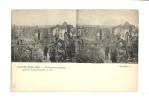 Cp, 55, Clermont-en-Argonne, Guerre 1914-1916, Après Le Bombardement - Clermont En Argonne
