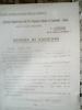 SCHEDA  ADESIONE  XV CONGRESSO  ESPERANTO  A COMO GRUPPO ORGANIZZATORE  DI UDINE Nuovo 1930   DQ7417 - Partecipazioni