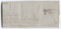 ITALY - Seal TREVISO, 1849. Prephilately - Italia