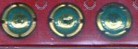 DE CAZANOVE   Cercle Intérieur Or - Trois Variantes - De Cazanove