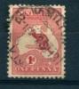 AUSTRALIE (oblitéré) Y&T N° 10aA - 1913-48 Kangaroos
