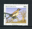 BOTSWANA  -  1967  Birds  80t  FU - Botswana (1966-...)