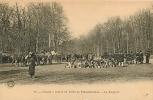 Chasse à Courre Forêt De Fontainebleau - Le Rapport - 2 Scans - Hunting