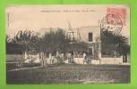 TUNISIA HAMAMET HOTEL DE LA PLAGE CARTOLINA FORMATO PICCOLO VIAGGIATA - Tunisia