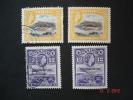 Antigua 1960 Q.Elizabeth II  New Const  2 Values MH And Used  SG 138, SG139 - Antigua & Barbuda (...-1981)