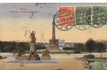20387 Berlin Siegessaule Und Bismarckdenkmal ? - A 278 - - Allemagne