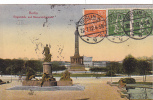 20387 Berlin Siegessaule Und Bismarckdenkmal ? - A 278 -