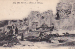 20398 LES BAUX - RUINES DU CHATEAU, Tour Sarrazine, Donjon Cimetierre Gallo-romain. Coll LA 214 - Les-Baux-de-Provence