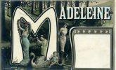 MADELEINE - Femme, Enfant, Cygne - Prénoms
