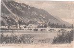 Carte Postale Ancienne Du 73 - Montmélian - Pont Sur L'Isère Vers 1900 - Montmelian