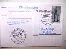 Postkarte Sst Sonderstempel 1974 Osnabrück - BRD