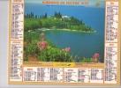 Calendrier Du Facteur 1995 ( Lac De Garde Et Dolomites Italie ) - Calendriers